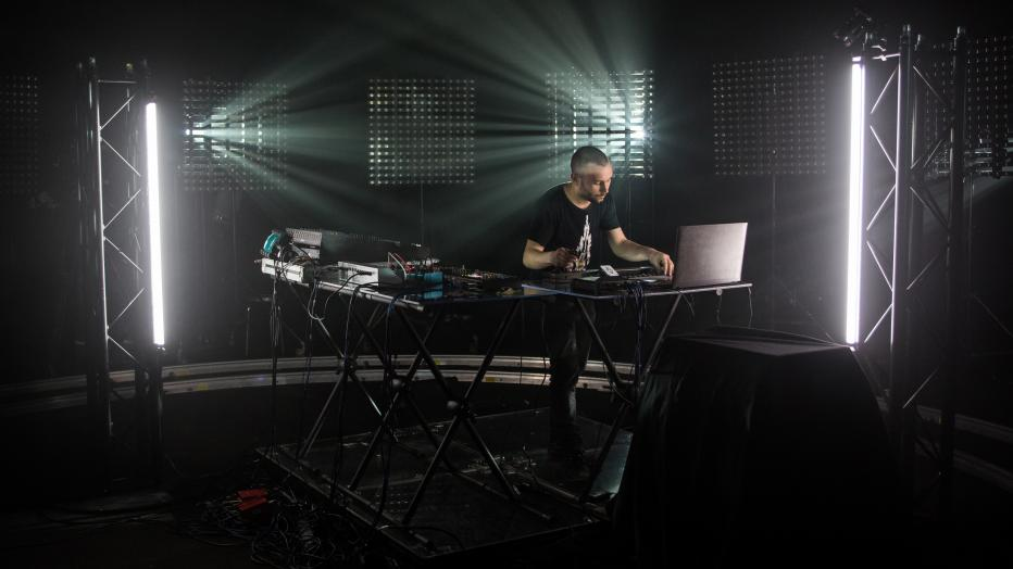 SEQUENCES, Electronic Live Sessions | Maison de la Radio
