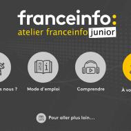L'appli franceinfo junior | Maison de la Radio